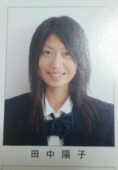 サッカーの田中陽子がアイドルみたいにかわいい!彼氏はいるのか?